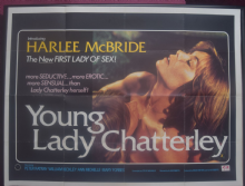 Young Lady Chatterley - UK Quad Movie Poster | Harlee McBride